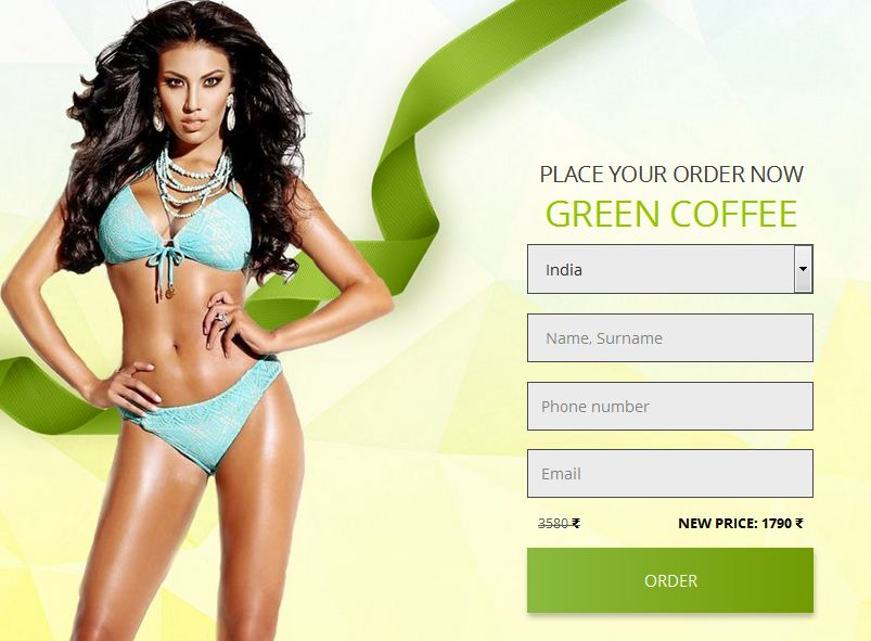 Organic India Green Coffee