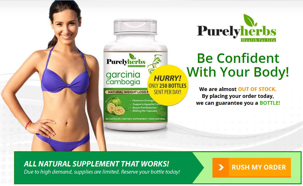 Purely Herbs Garcinia Cambogia Review