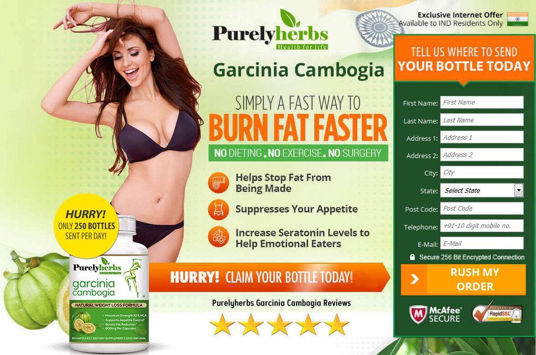 Purely Herbs Garcinia Cambogia